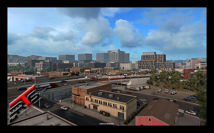 Image Principale American Truck Simulator - WIP : Idaho - Boise