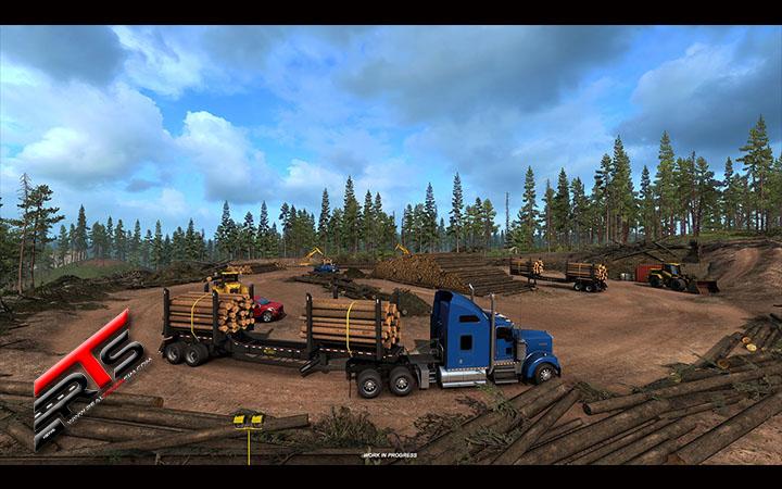 Image Principale American Truck Simulator - WIP : Idaho - Vérifiez vos billes
