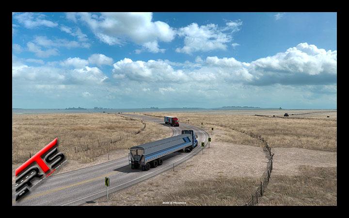 Image Principale American Truck Simulator - WIP : Les Grandes Plaines du Colorado