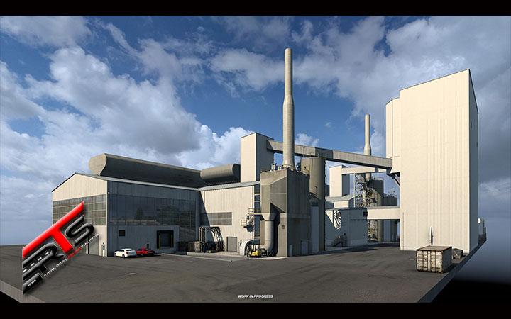 Image Principale American Truck Simulator - WIP : Texas - Points de repère et préfabriqués