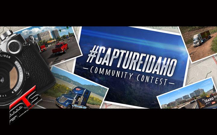 Image Principale American Truck Simulator - Concours : Vainqueurs du concours CaptureIdaho