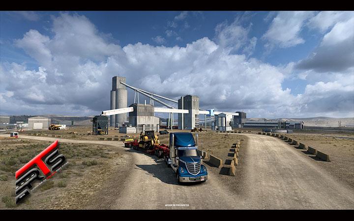 Image Principale American Truck Simulator - WIP : Wyoming - Mines