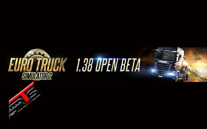 Image Principale Euro Truck Simulator 2 - WIP : Bêta ouverte de la mise à jour 1.38