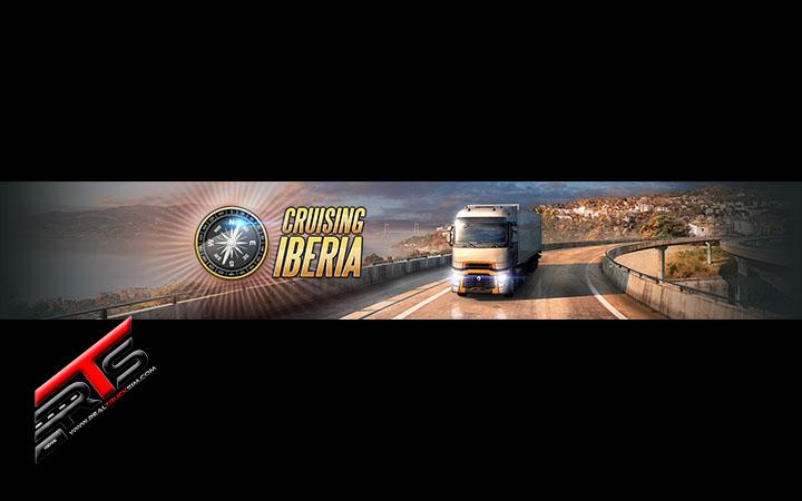 Image Principale World of Trucks - Euro Truck Simulator 2 : Evénement Cruising Iberia