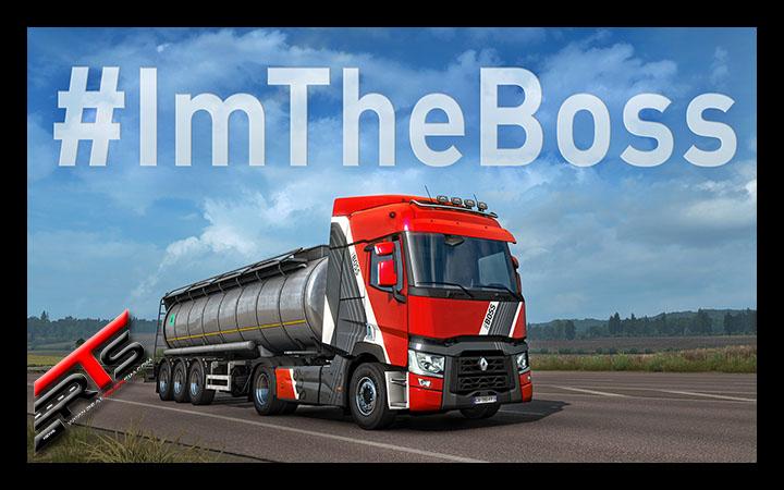 Image Principale Euro Truck Simulator 2 - Concours : Fin du concours ImTheBoss