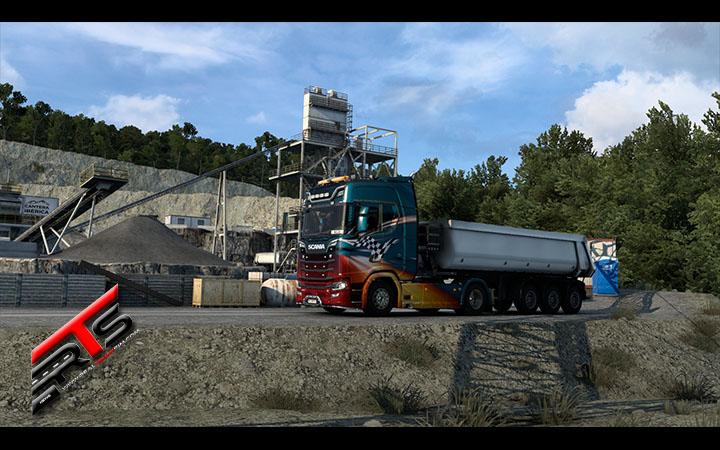 Image Principale Euro Truck Simulator 2 : Vidéo du DLC Iberia