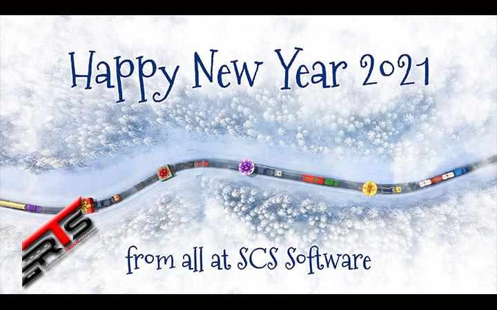 Image Principale SCS Software : Bonne année 2021