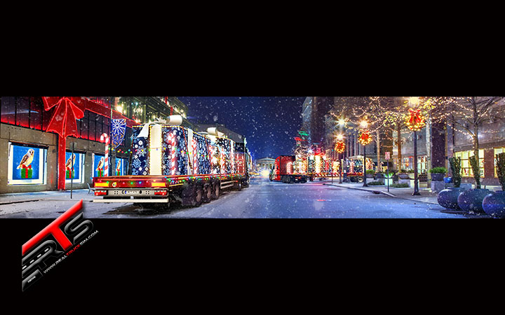 Image Principale World of Trucks : Evénement Christmas Wise Giving 2020