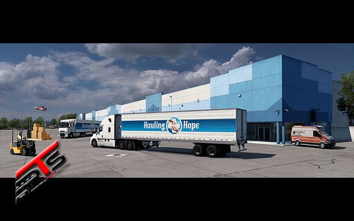 Image Principale World of Trucks : Evénement Hauling Hope